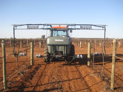 Weedseeker Spray Systems Pastro Custom Ag Pty Ltd